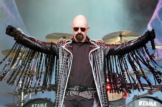 Rob Halford je trezen že 32 let. (FOTO: Metal Injection)