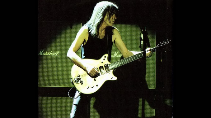 Malcolm Young (FOTO: YouTube)