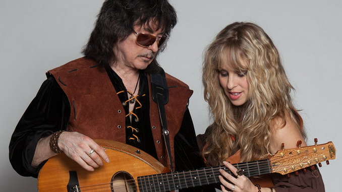 Blackmore in Candice (FOTO: Michael Keel)
