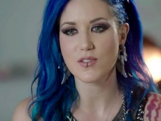 Alissa White-Gluz (FOTO: YouTube)