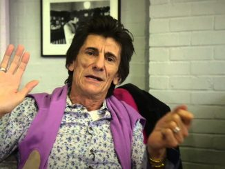 Ronnie Wood (FOTO: YouTube)
