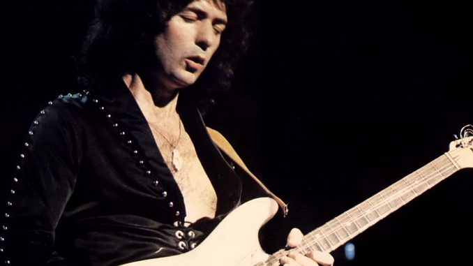 Ritchie Blackmore (FOTO: YouTube)