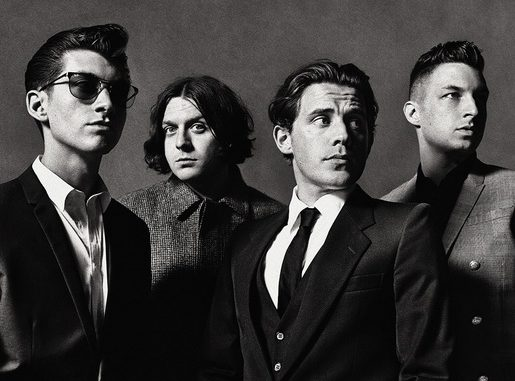 Skupina Arctic Monkeys