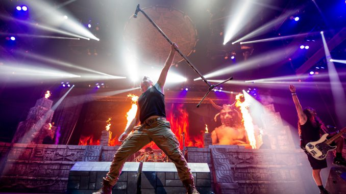 Iron Maiden (FOTO: John McMurtrie)
