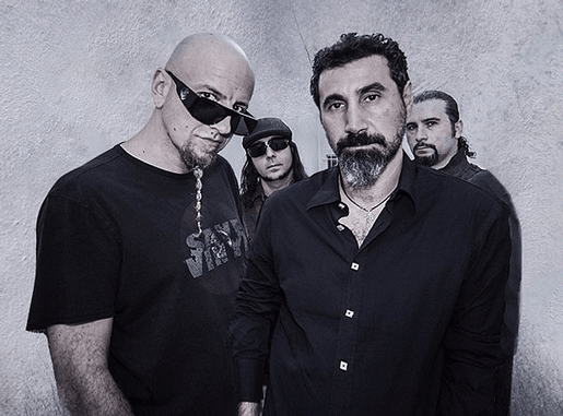 Skupina System Of A Down