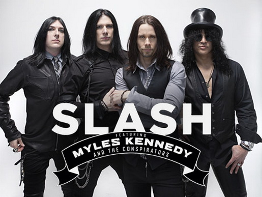 Skupina Slash featuring Myles Kennedy & The