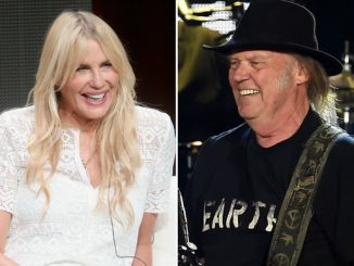 Neil Young in Daryl Hannah sta se poročila. (FOTO: Ultimate Classic Rock)