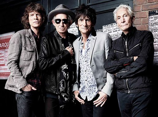 Skupina The Rolling Stones (FOTO: Amazon.com)