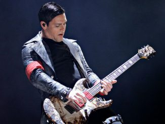 Richard Z. Kruspe (FOTO: Rock'n'Roll Journalist)