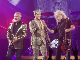 Queen in Adam Lambert. (FOTO: Wikipedia)