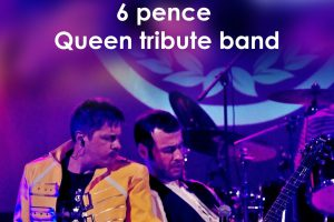 6 Pence - Queen Tribute Band @ Orto Bar | Ljubljana | Slovenija