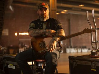 Aaron Lewis (FOTO: Amazon.com)