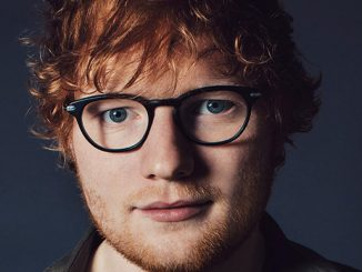 Ed Sheeran (FOTO: Ticketmaster UK)