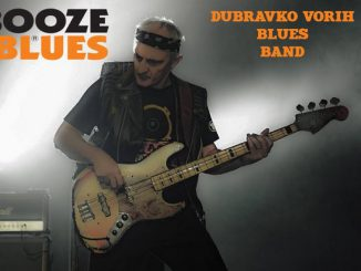 Dubravko Vorih (FOTO: Booze and Blues)