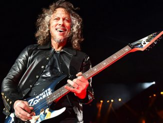 Kirk Hammett (FOTO: Guitar Player)