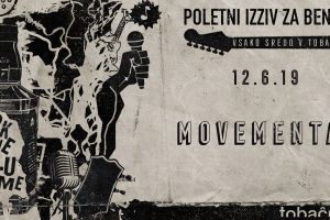 Jack Up The Volume #03 - Movemental @ Čin Čin Tobačna | Ljubljana | Slovenija