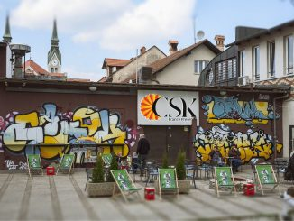 Center slovanskih kultur France Prešeren (Foto: CSK)
