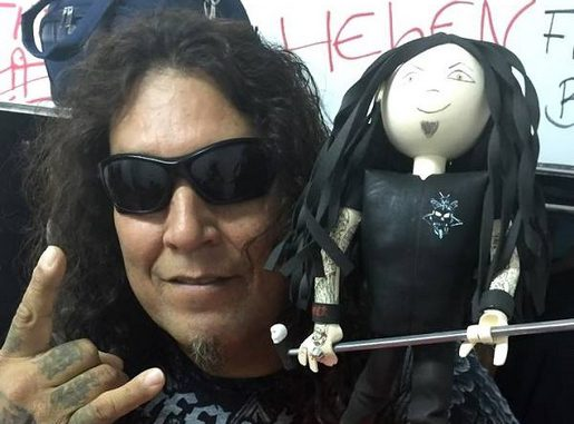 Chuck Billy (FOTO: Chuck Billy Facebook)