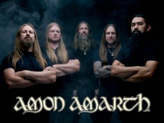 Skupina Amon Amarth (FOTO: Metal Blade Records)