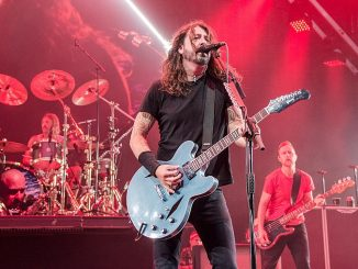 Foo Fighters izbrani v The Rock and Roll Hall of Fame